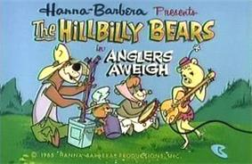 The Hillbilly Bears title card.