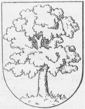 Official seal of Hillerød, Denmark