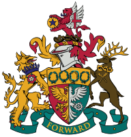 Coat of arms of London Borough of Hillingdon