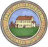 Official seal of Hillsborough, New Hampshire
