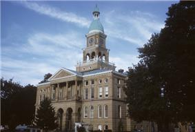 Hillsdale County Courthouse
