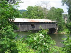 Hillsgrove Covered Bridge