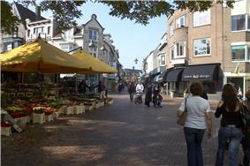 Hilversum city centre
