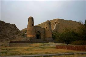 Old castle in Hisor