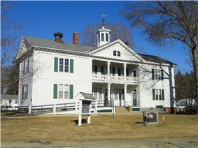 Brimfield Center Historic District