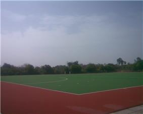 synthetic turf in Anna stadium