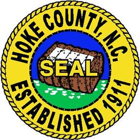 Seal of Hoke County, North Carolina