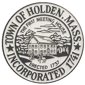 Official seal of Holden, Massachusetts