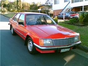 Holden VB Commodore.