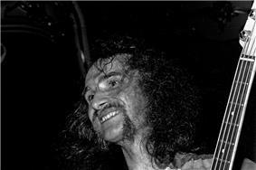 Photograph of Holger Czukay, 1972