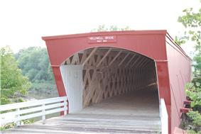 Holliwell Covered Bridge