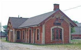 Holly Union Depot