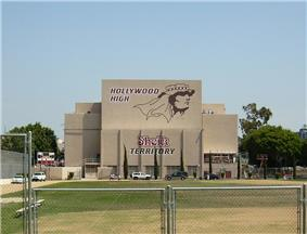 Hollywood High School Historic District