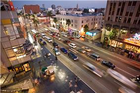 Hollywood Boulevard Commercial and Entertainment District