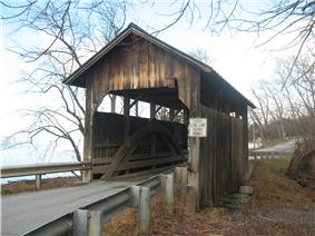 Holmes Creek Covered Bridge