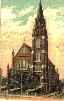 Holy Trinity Church Complex