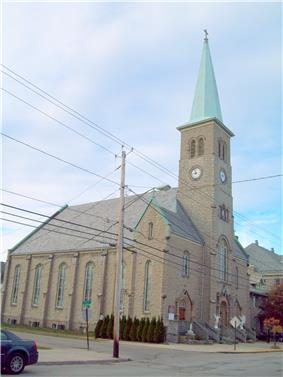 Holy Trinity Roman Catholic Church Complex