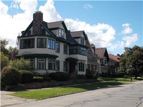 Elmwood Historic District–West