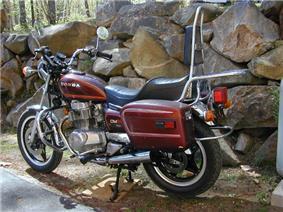 1979 Honda CM400T