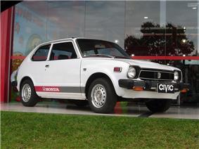 First generation Honda Civic.