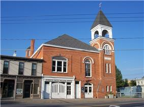 Honeoye Falls Village Historic District