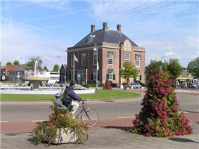 Square in Hoofddorp