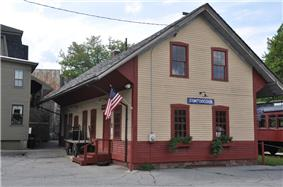 Contoocook Railroad Depot