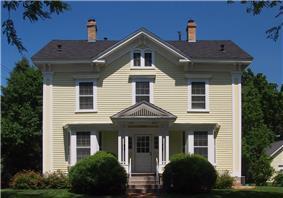 Horatio P. Van Cleve House