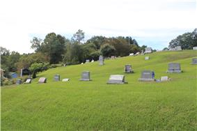 German Presbyterian Church and Hortonville Cemetery