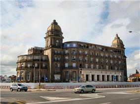 Hotel Carrasco (under renovation)