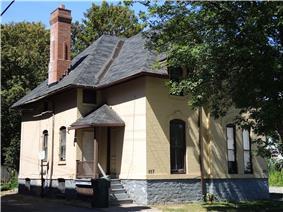 House at 235-237 Reynolds Street