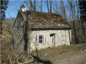 House at Upper Laurel Iron Works