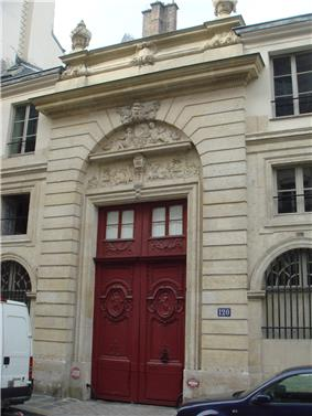 House of Chateaubriand 120 rue du Bac.jpg