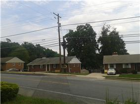 Houses in Oxon Hill, 2015