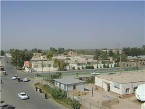 Lashkar Gah streets