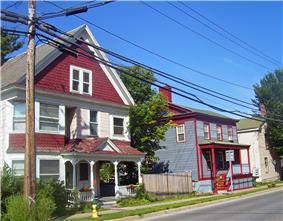 West Side Historic District