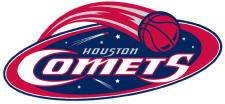 Houston Comets logo