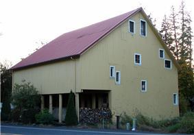 Howard's Gristmill in Mulino