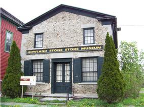 Howland Cobblestone Store