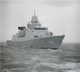 HNLMS Tromp (F804)