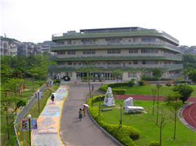 Hsinchu American School campus