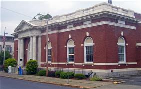 US Post Office-Hudson