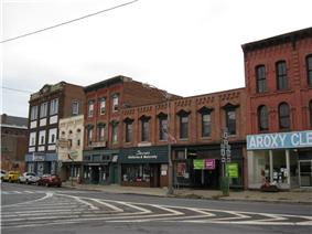 Hudson Falls Historic District