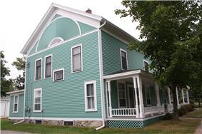 Hughes House