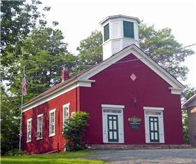 Huguenot Schoolhouse