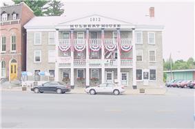 The Hulbert House