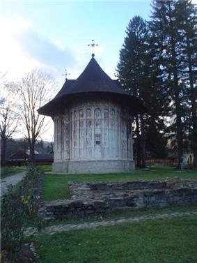 Humor Monastery of Romania