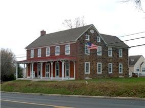 Isaac Hunsberger House