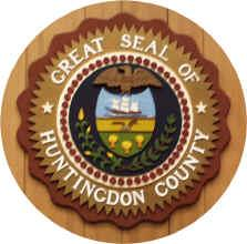 Seal of Huntingdon County, Pennsylvania