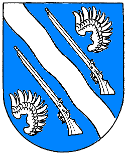 Coat of arms of Huskvarna